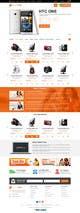 Imej kecil Penyertaan Peraduan #                                                17                                              untuk                                                 Develop a mockup for main page of e-commerce site