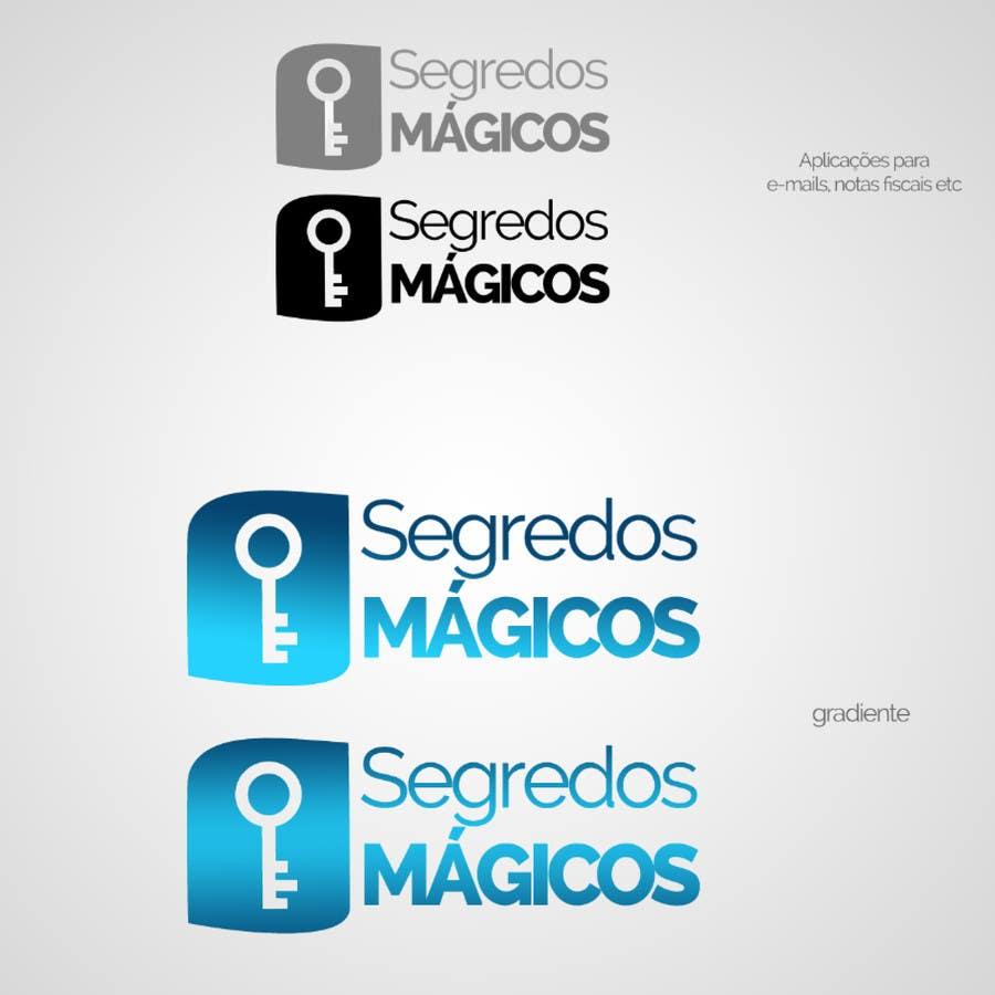 Penyertaan Peraduan #                                        30                                      untuk                                         Design a Logo for Segredos Mágicos