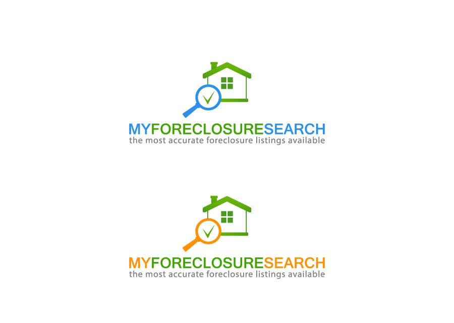 #72 for Basic Foreclosure Logo by HQluhri8HQ