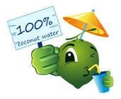 Graphic Design Entri Peraduan #108 for Logo Design for Startup Coconut Water Company