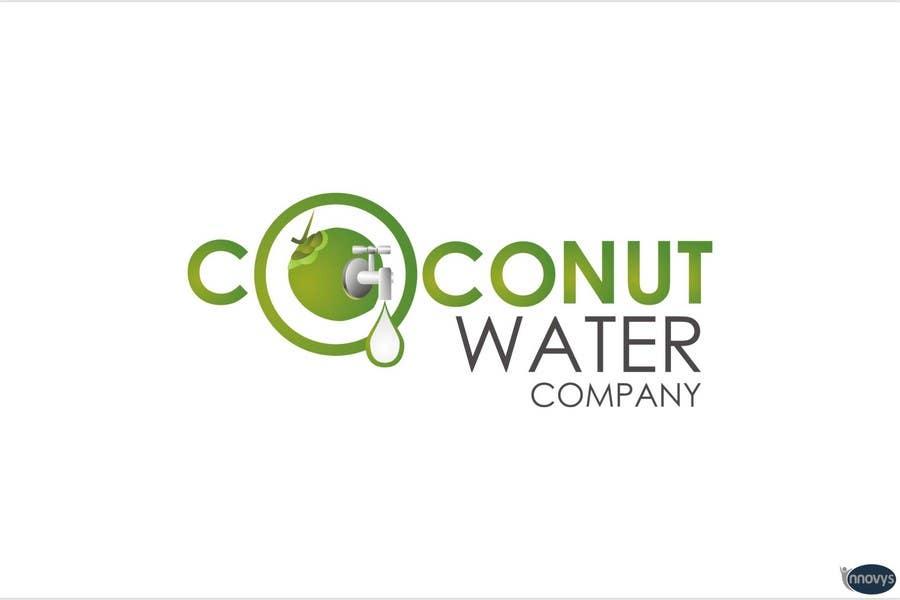 Inscrição nº 190 do Concurso para Logo Design for Startup Coconut Water Company