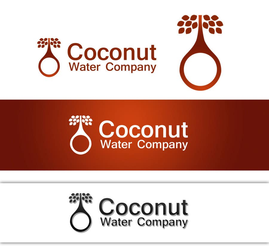 Penyertaan Peraduan #173 untuk Logo Design for Startup Coconut Water Company