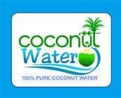 Graphic Design Inscrição do Concurso Nº116 para Logo Design for Startup Coconut Water Company