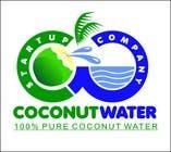 Graphic Design Entri Peraduan #129 for Logo Design for Startup Coconut Water Company