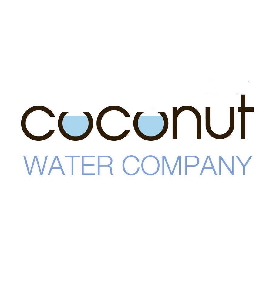 Inscrição nº 41 do Concurso para Logo Design for Startup Coconut Water Company