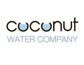 #41 para Logo Design for Startup Coconut Water Company por polinamay