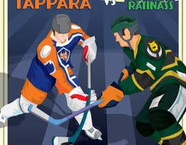 #6 untuk Graphic Design for Hockey event oleh Ferrignoadv