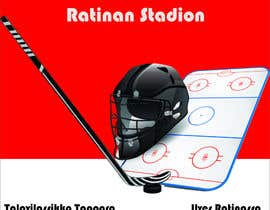 nº 13 pour Graphic Design for Hockey event par aibratu