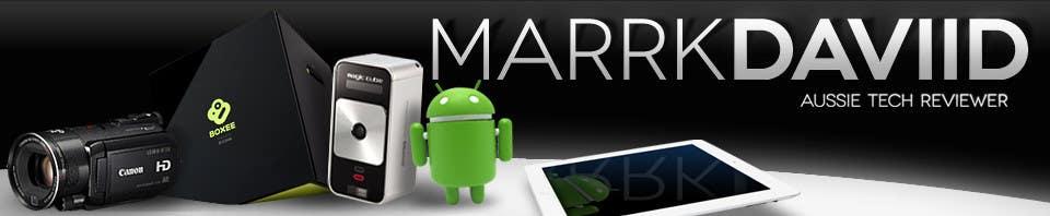 Contest Entry #                                        32                                      for                                         Banner Design for MarrkDaviid.com