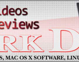 nº 18 pour Banner Design for MarrkDaviid.com par darkitten