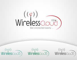#748 para Logo Design for Wireless Cloud TTH por mtuan0111