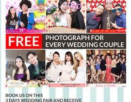 #19 untuk Design a Flyer for Thepica Studio Wedding Fair oleh Zedlavchas