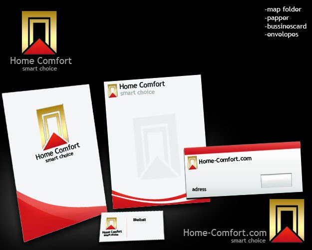 Proposition n°                                        109                                      du concours                                         Illustration Design for For a Real Estate Comapny (name of the company is not decided)