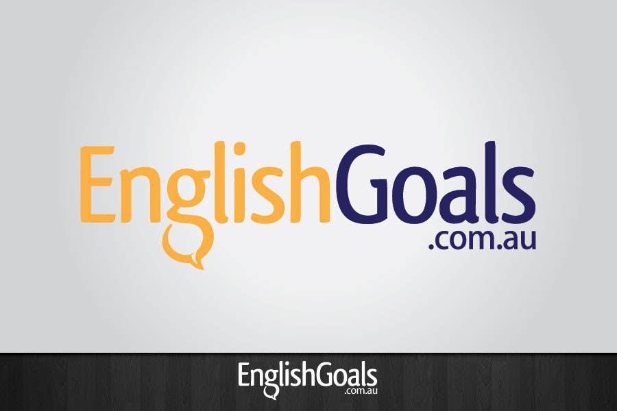 Contest Entry #71 for Logo Design for 'English Goals'