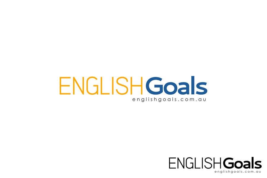 Contest Entry #21 for Logo Design for 'English Goals'