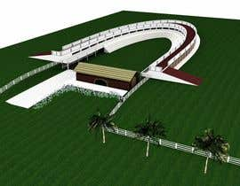 #24 for 3D modelisation of a center dedicated to sustainable development af Artdesignand3d