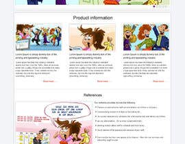 #6 for Design a product web site for Child Daycare Center Software. by webidea12