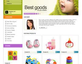 #5 for Design a product web site for Child Daycare Center Software. by armanchik