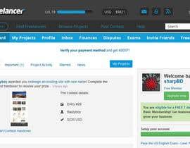#47 for Design a Website Mockup for Freelancer.com !!! by sharpBD