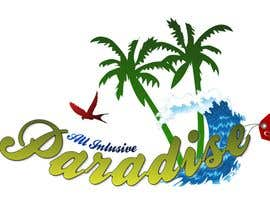 nº 124 pour Logo Design for All Inclusive Paradise par nitroushacker