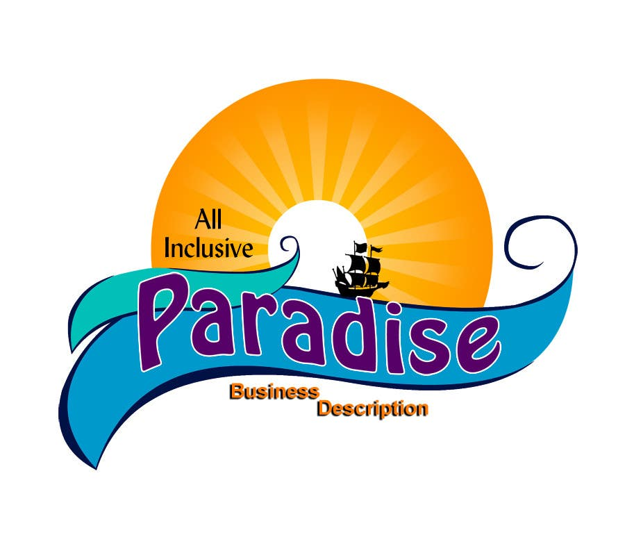 Contest Entry #                                        113                                      for                                         Logo Design for All Inclusive Paradise