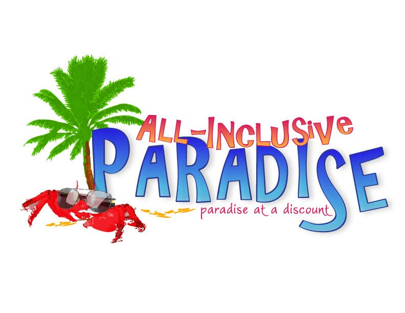 Contest Entry #                                        52                                      for                                         Logo Design for All Inclusive Paradise