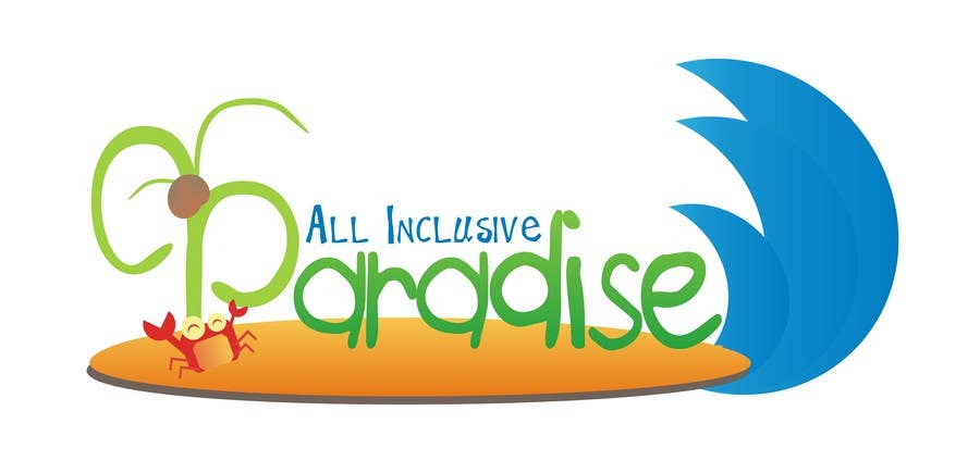 Contest Entry #                                        49                                      for                                         Logo Design for All Inclusive Paradise