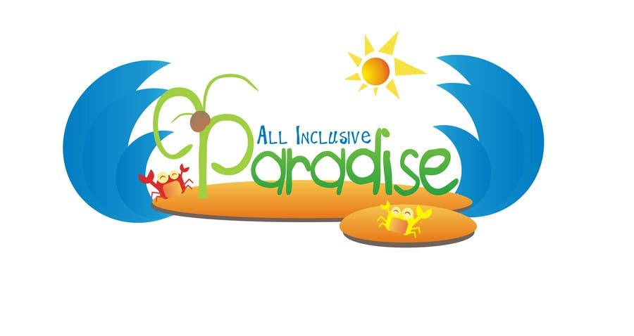 Contest Entry #                                        51                                      for                                         Logo Design for All Inclusive Paradise
