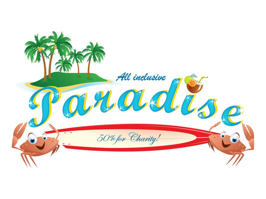 Contest Entry #                                        96                                      for                                         Logo Design for All Inclusive Paradise