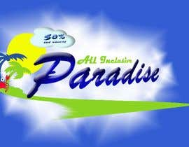#119 para Logo Design for All Inclusive Paradise de findcareer