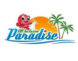 #74 for Logo Design for All Inclusive Paradise af tilak1977