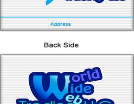 #8 for Stationery Design for World Wide Web Trading LLC by alienbd