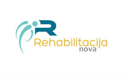 "Конкурсная заявка №254 для Logo Design for a rehabilitation clinic in Croatia -  ""Rehabilitacija Nova"""