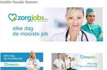 Contest Entry #6 for Ontwerp een Banner for facebook, twitter, linkedin header for a health care jobboard