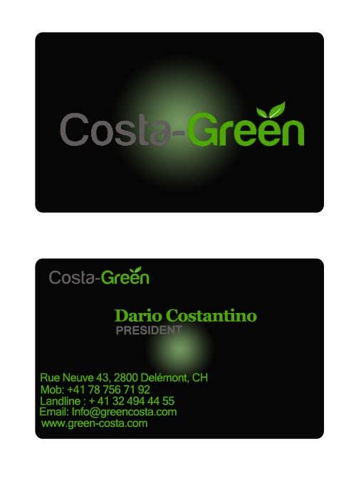 Penyertaan Peraduan #                                        3                                      untuk                                         Design some Business Cards for my company selling medicine