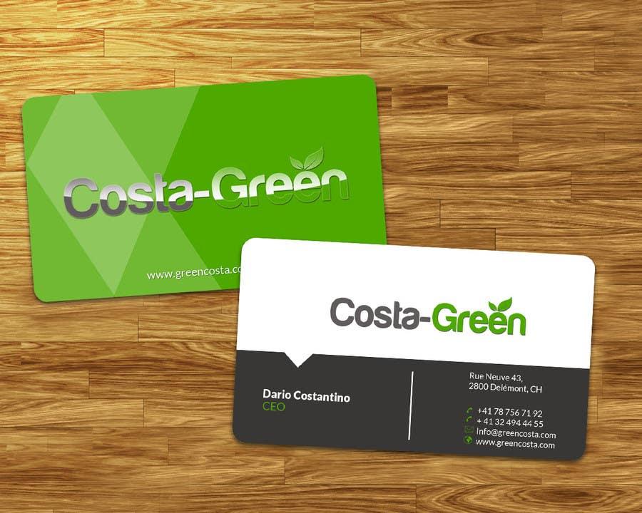 Penyertaan Peraduan #                                        66                                      untuk                                         Design some Business Cards for my company selling medicine