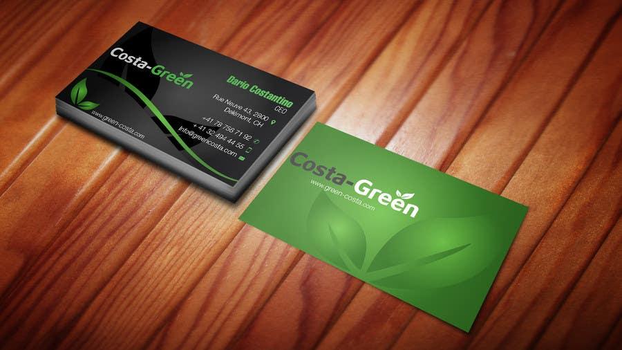 Penyertaan Peraduan #                                        29                                      untuk                                         Design some Business Cards for my company selling medicine