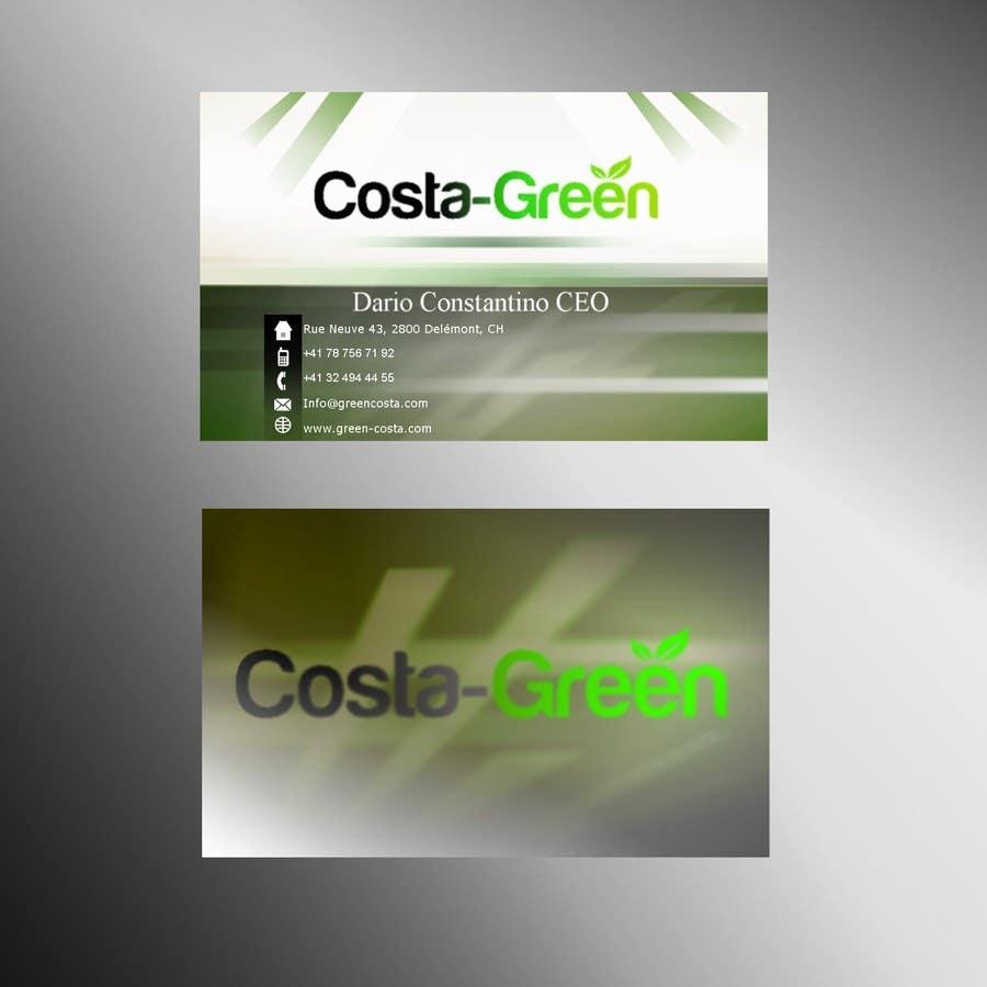 Penyertaan Peraduan #                                        28                                      untuk                                         Design some Business Cards for my company selling medicine