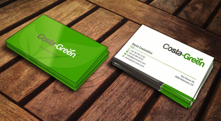 Penyertaan Peraduan #                                        9                                      untuk                                         Design some Business Cards for my company selling medicine