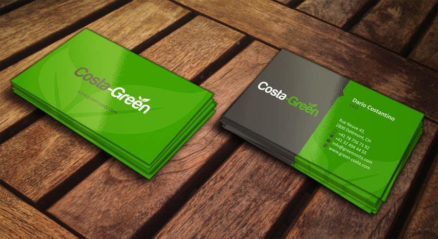 Penyertaan Peraduan #                                        30                                      untuk                                         Design some Business Cards for my company selling medicine