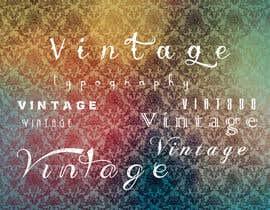 chintanpatel92 tarafından I need some Graphic Design for Vintage Signage Background için no 29