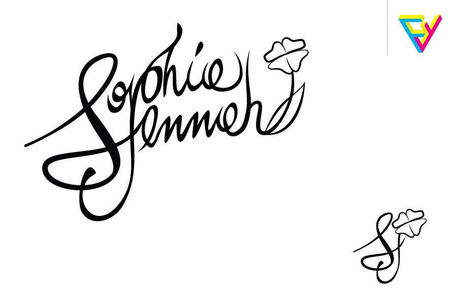 Inscrição nº 205 do Concurso para Logo Design for Sophia Jennah