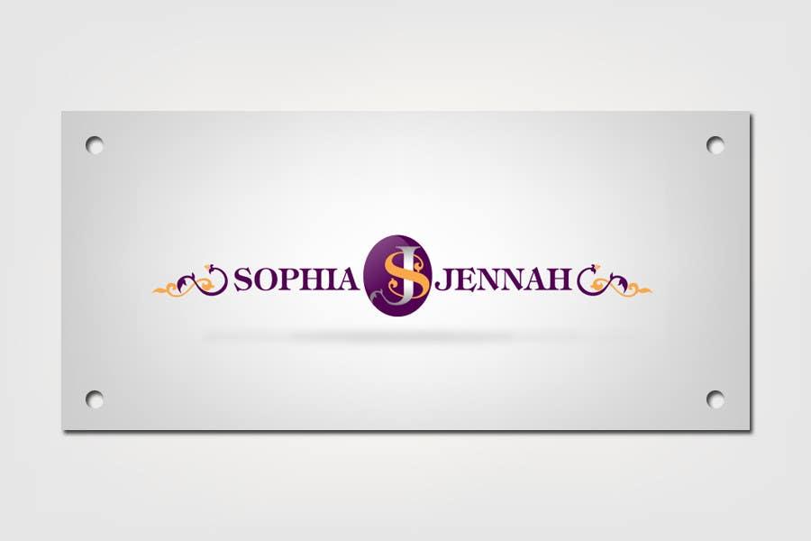 Inscrição nº 276 do Concurso para Logo Design for Sophia Jennah