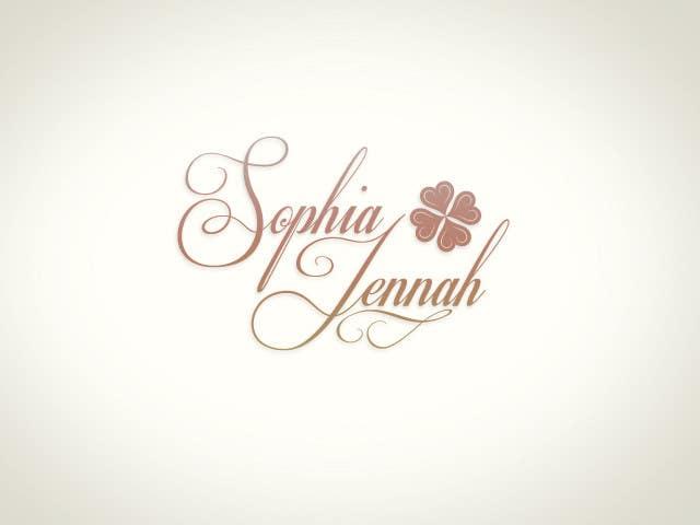Inscrição nº 308 do Concurso para Logo Design for Sophia Jennah