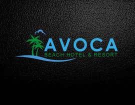 #319 untuk Design a Logo for Avoca Beach Hotel & Resort oleh finetone