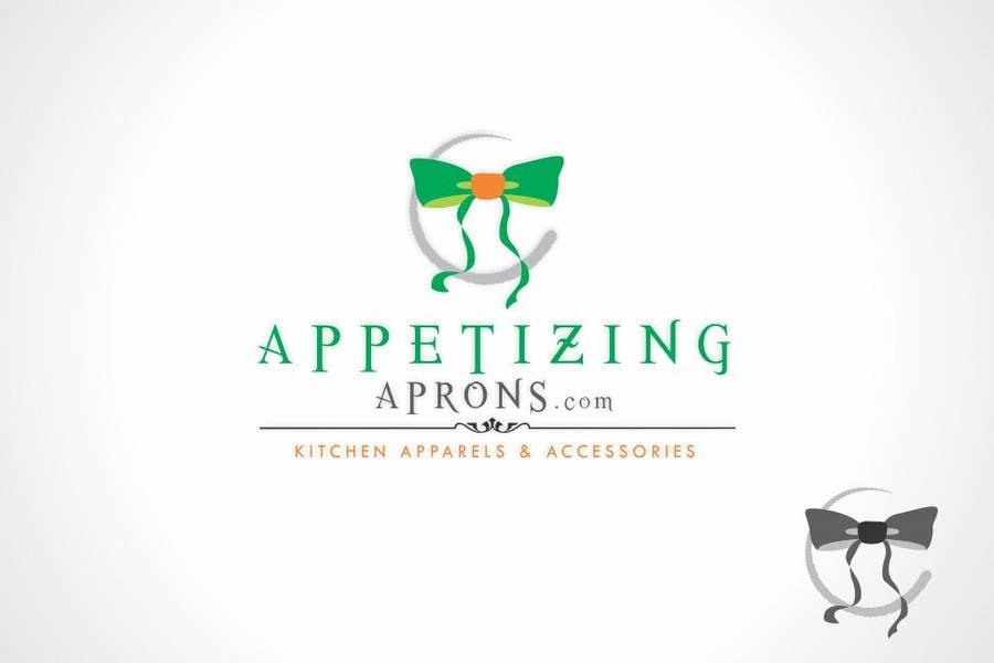 Penyertaan Peraduan #                                        119                                      untuk                                         Logo Design for AppetizingAprons.com