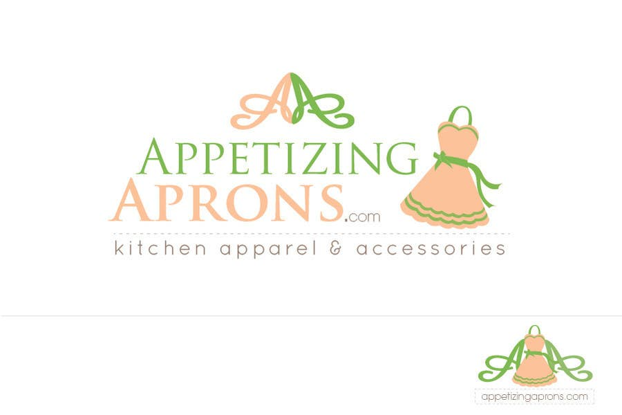 Konkurrenceindlæg #91 for Logo Design for AppetizingAprons.com
