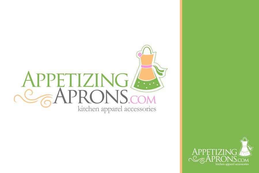 Inscrição nº 84 do Concurso para Logo Design for AppetizingAprons.com