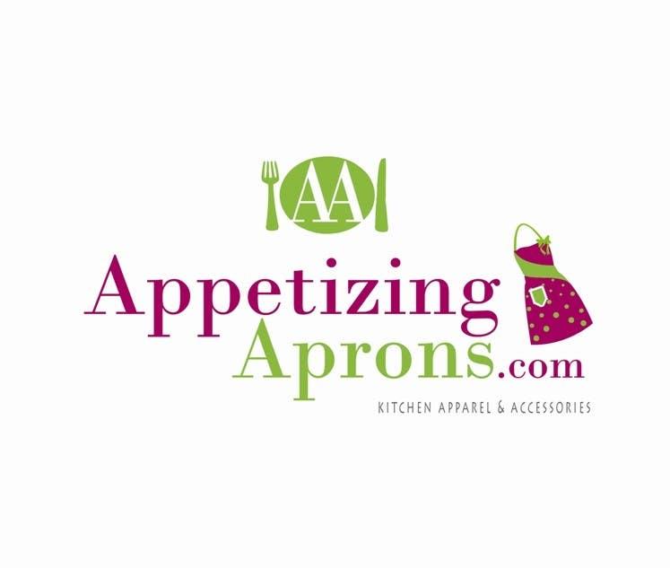 """Intrarea #14 pentru concursul """"Logo Design for AppetizingAprons.com"""""""