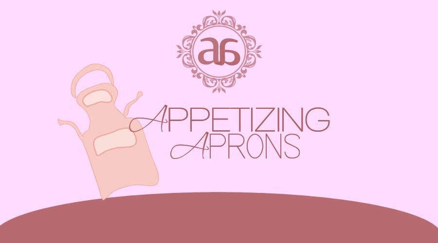Penyertaan Peraduan #                                        52                                      untuk                                         Logo Design for AppetizingAprons.com